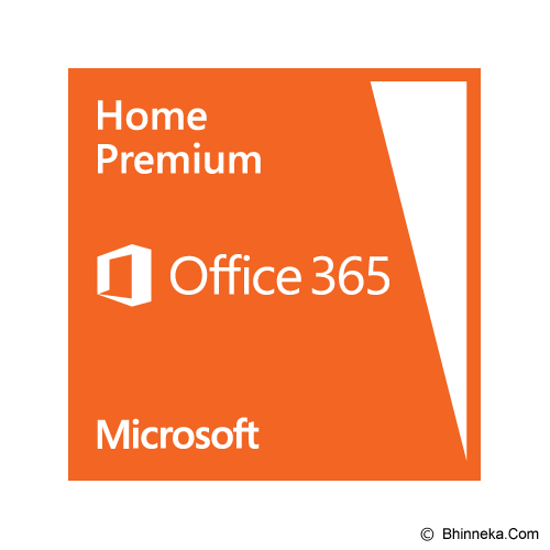MICROSOFT Office 365 Home Premium [Retail]